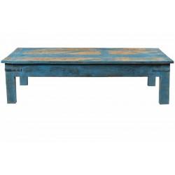 Blue salontafel